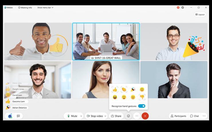 Cisco ยกระดับ Webex ด้วยการจับตาดูการทำงานร่วมกันแบบไร้รอยต่อ โดยการทำงานแบบอัจฉริยะ