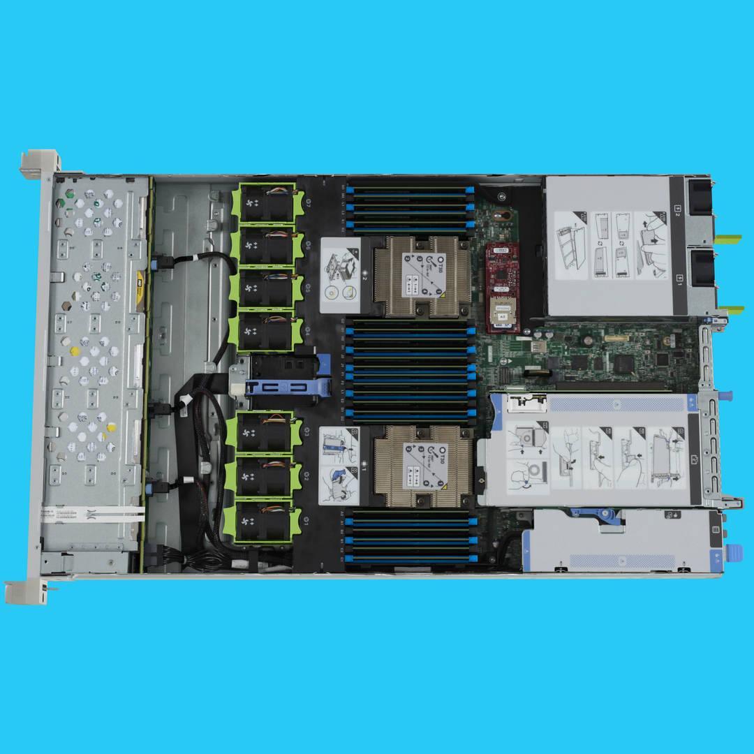 Cisco UCS C220 M5SX (รวม Windows Server Data Center License)