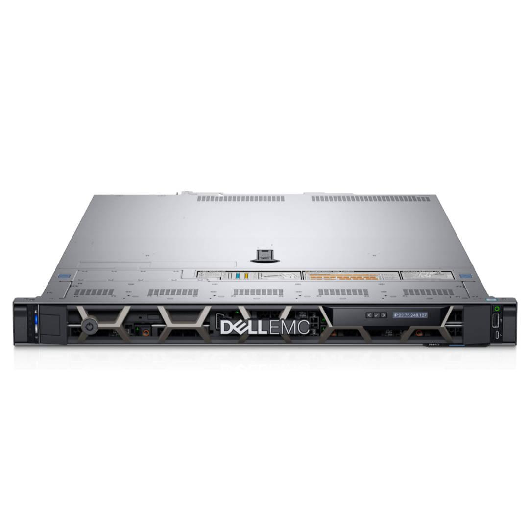 Dell PowerEdge R440 (รวม Windows Server 2019 Std. License) SNSR4404E