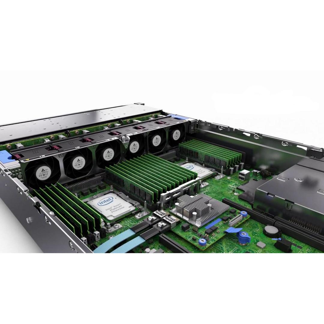 HP ProLiant DL360 G9, 2x Intel Xeon E5-2683 (24C/48T, RAM 64GB, Storage 10TB, 10Gbps (เดือนละ)