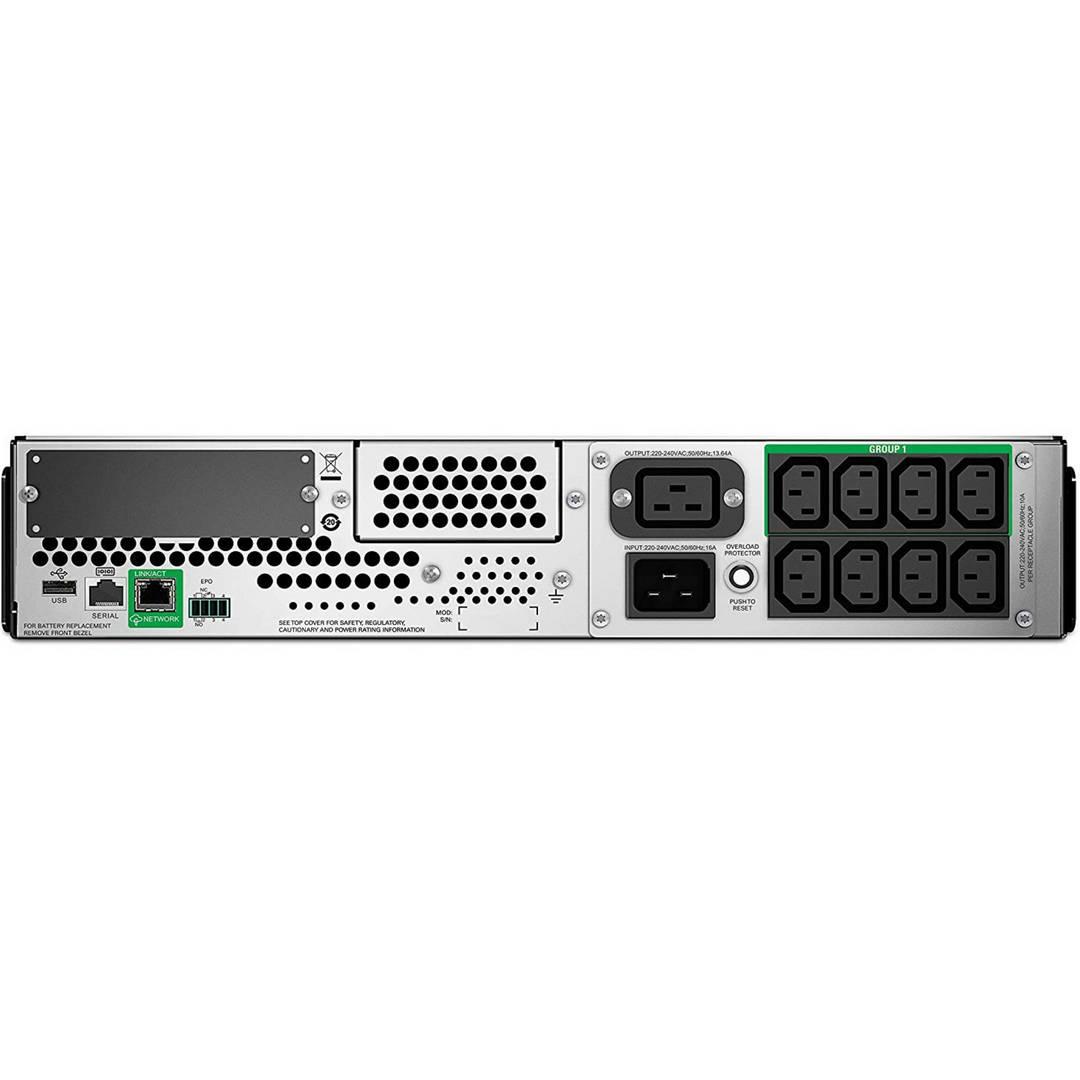 APC Smart-UPS 3000VA LCD RM 2U กับ SmartConnect