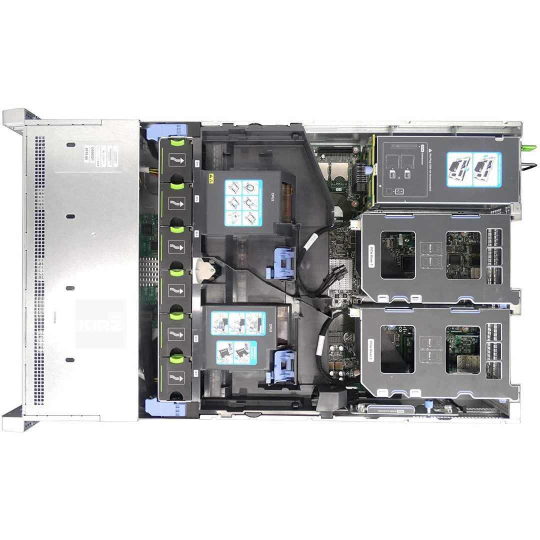 Cisco UCS M4 Server, 12C/24T, 32GB RAM, 5TB SAS Storage, 2x1GE, 2PSU (เดือนละ)